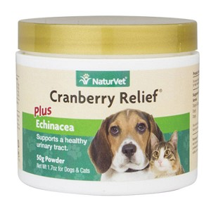 For use in dogs and cats over the age of six weeks - recommended to help maintain and support a healthy urinary tract, plus echinacea to provide essential immune support to help maintain overall health