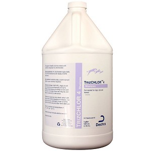 Contains 4% Chlorhexidine ! - shampoo of choice for knocking down resistant bacteria