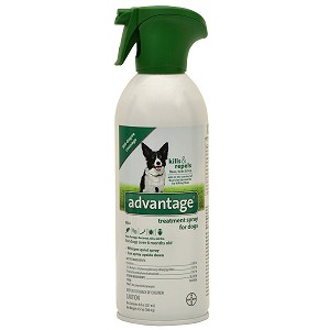 One powerful application works on contact for existing fleas and repels fleas, ticks and lice - continues to protect your pet for 100 days - for use on dogs over 6 months old