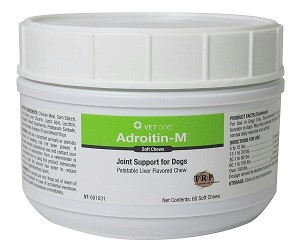 Adroitin-M Joint Soft Chews for Dogs -    60 chews