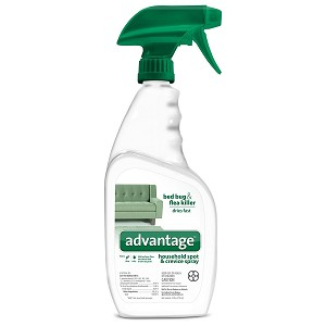 Effectively kills: Fleas, Brown Dog Ticks, bed bugs, ants (excluding fire, pharaoh, and harvester ants), spiders (excluding brown recluse and black widow), stink bugs, box elder bugs, clothes moths, dust mites, crickets, earwigs, millipedes, moths, multicolored Asian lady beetles, silverfish