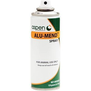 Aspen Alu-Mend Spray - Aluminum Bandage - large 4.2 oz.