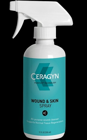 Safe for use on all animals - contains no steroids, alcohols, or iodine - does not stain after application