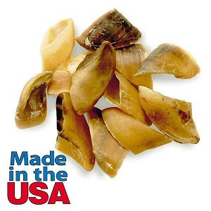 Cow Hoof - 100% Natural, Made in USA - 1 Hoof