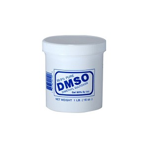 DMSO Gel 99.9% pure gel - popular, mild solvent - pyrogen and acetone free