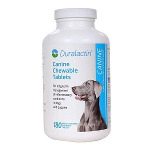 Duralactin Tablets - dogs of all sizes - 180 tablets