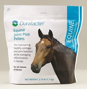 Relieves joint pain in horses with NO side effects and NO steroids! - also contains Glucosamine HCI and MSM for joint support