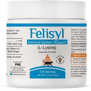 Felisyl L-Lysine Powder - 100 gm.