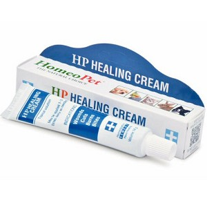 HomeoPet Pro HP Healing Cream - large 14 gm. tube