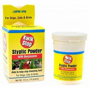Kwik Stop Powder - 14 gm. - ( .5 oz. )