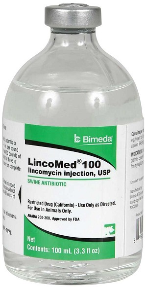 LincoMed 100 Injection - 100ml