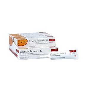 Very high quality 100% pure medical graded Manuka Honey that may be added directly to a wound to provide a moist wound environment conducive to healing