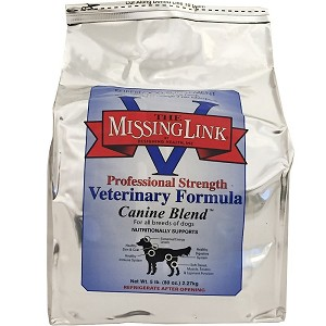 Missing Link - Well Blend Veterinary Formula for Dogs - 1 lb.