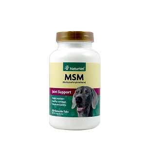 MSM is comprised of 34% bio-available sulfur, making it the richest source of organic sulfur available - sulfur is critical in the formation of collagen and glucosamine