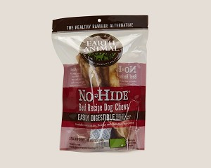 No-Hide chews are USA made with 100% human grade food ingredients that are nutritious, highly digestible and completely healthy for your dog