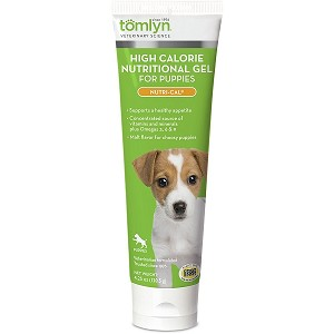 Tomlyn High Calorie Nutritional Supplement for Puppies - Nutri-Cal - 4.25 oz.