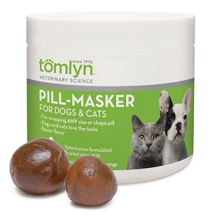Tomlyn Pill-Masker Paste for Dogs and Cats - 4 oz.