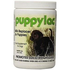Puppylac Milk Replacer for Puppies - large 12 oz.