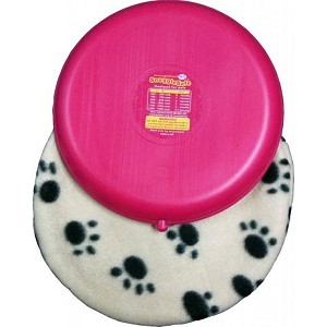Snuggle Safe is made from non-toxic material and will not leak or burst - simply heat in microwave