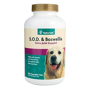 S.O.D. and Boswellia - 500 Tablets