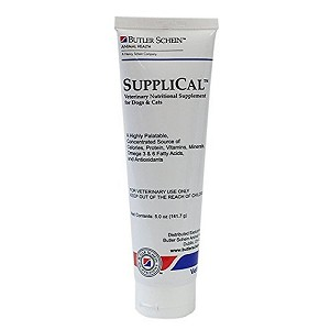 Supplical High Calorie Gel - 5 oz. tube