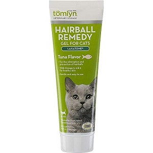 Tomlyn Hairball Remedy Gel - Tuna Flavored - 4.25 oz.