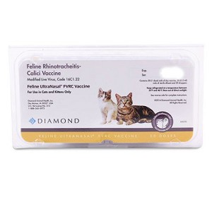Ultranasal FVRC - Intranasal 2 Way Vaccine for Cats - 20 doses