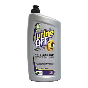 Urine-Off with Carpet Injector Cap - Dog and Puppy - 32 oz.