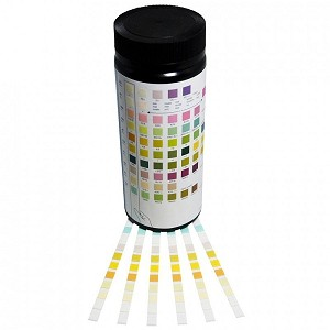 Urine Reagent Test Strips - 10 Parameter - 100 Strips