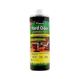 Yard Odor Eliminator Refill - Stool and Urine Deodorizer - Concentrated Refill - 16 oz.